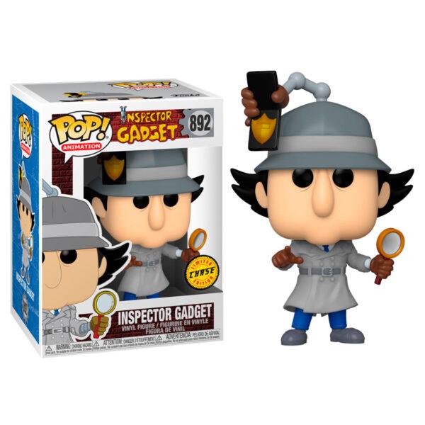 Funko POP Inspector Gadget Chase