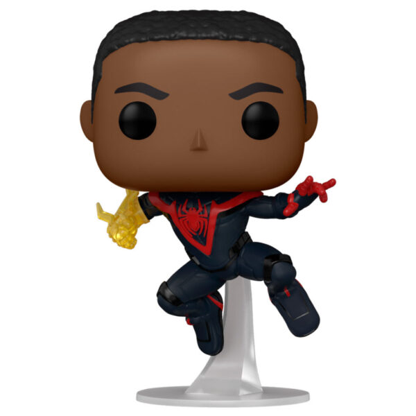 Funko POP Spiderman Miles Morales Classic Suit Chase