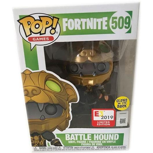 Funko POP Fortnite Battle Hound Exclusivo