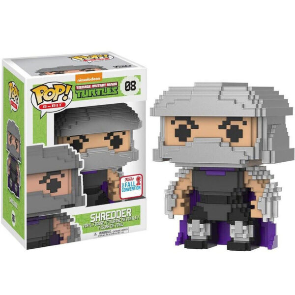 Funko POP Las Tortugas Ninja Shredder Exclusivo