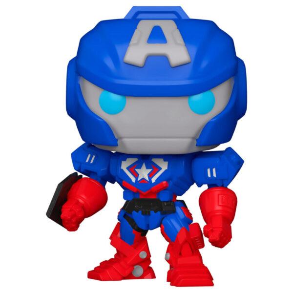 Funko POP Marvel Mech Captain America