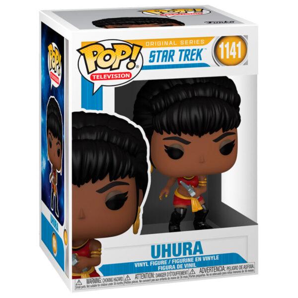 Funko POP Star Trek Uhura Mirror Mirror Outfit