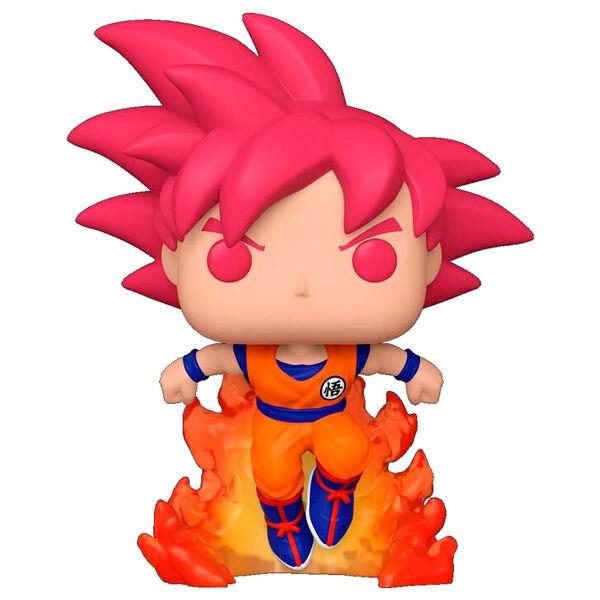 Funko POP Dragon Ball Super - Super Saiyan God Goku Exclusivo