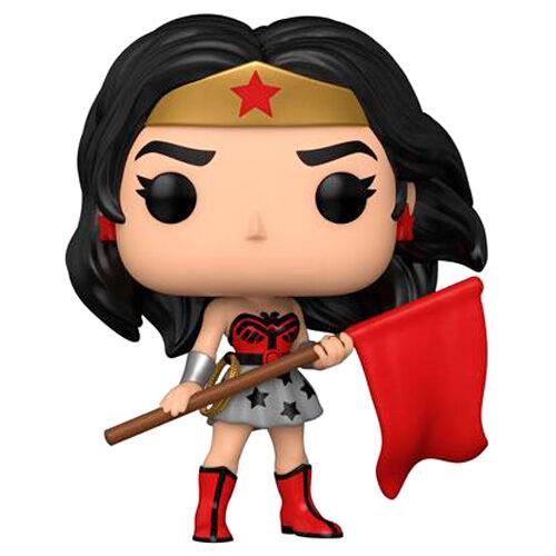 Funko POP DC Comics Wonder Woman 80th Wonder Woman Superman Red Son