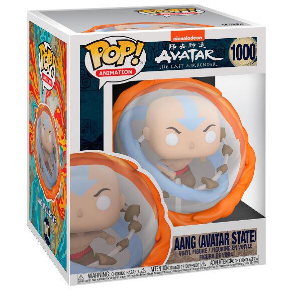 Funko POP Avatar Aang All Elements