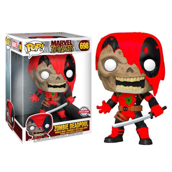 Funko POP Marvel Zombies - Zombie Deadpool Exclusivo 25cm