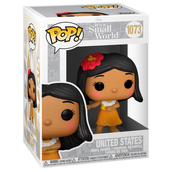 Funko POP Disney Small World United States