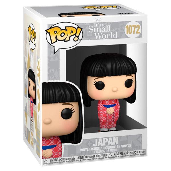 Funko POP Disney Small World Japan