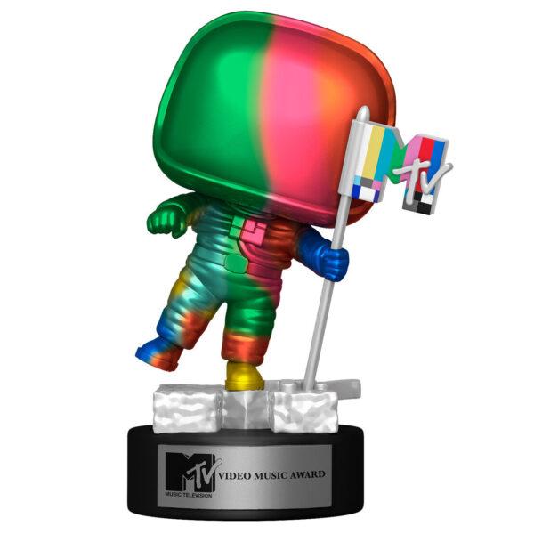 Funko POP MTV Moon Person Rainbow