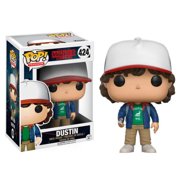 Funko POP Stranger Things Dustin with Compass