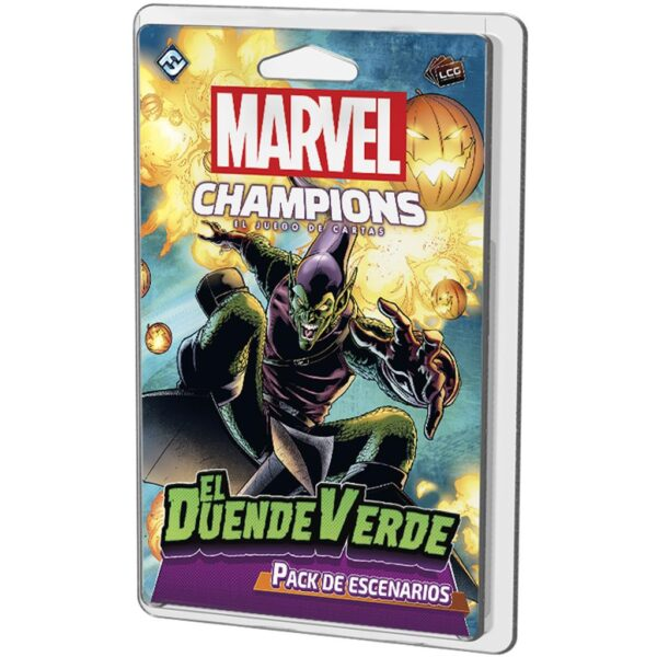 El Duende Verde – Escenarios – Marvel Champions