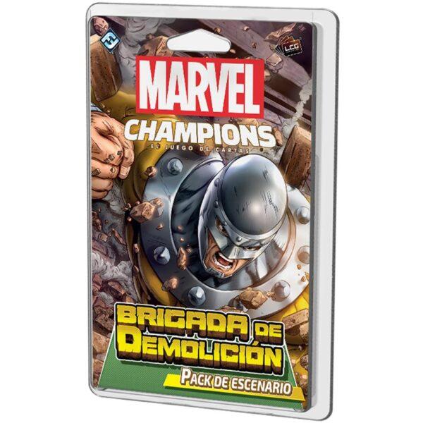 Brigada de Demolición – Escenario – Marvel Champions