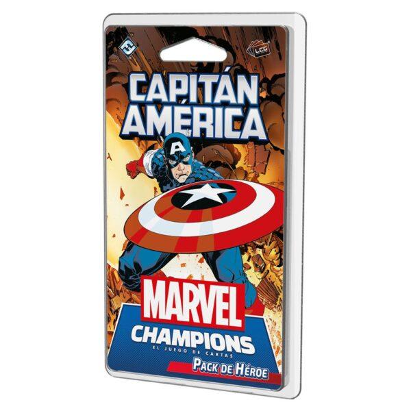 Capitán América – Héroe – Marvel Champions