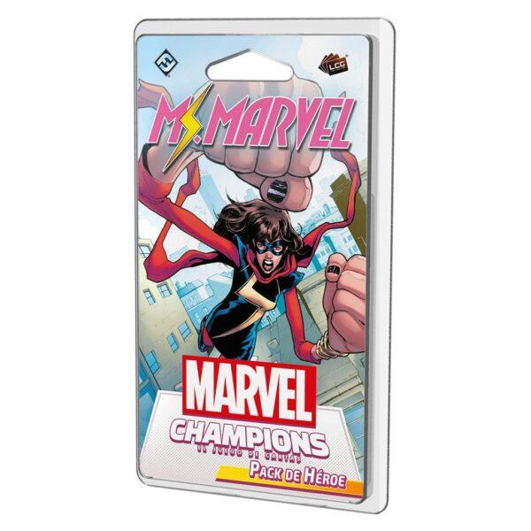 Ms. Marvel – Héroe – Marvel Champions
