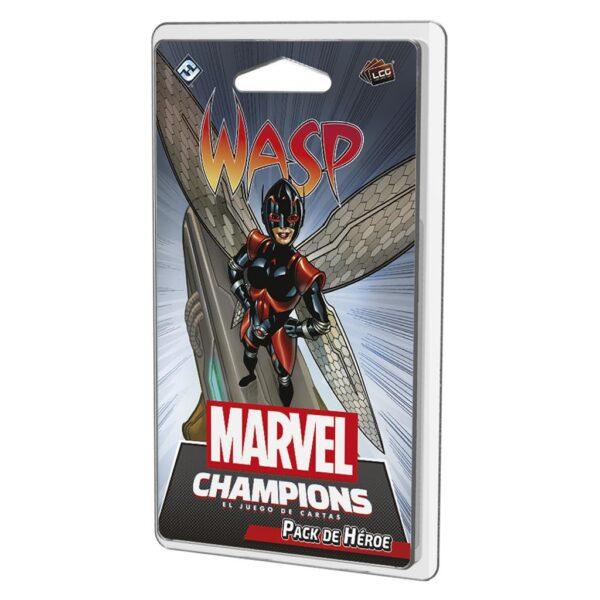 Wasp – Héroe – Marvel Champions