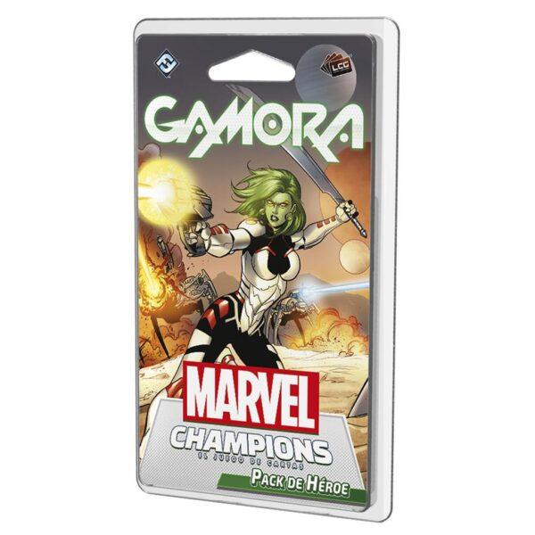 Gamora – Héroe – Marvel Champions