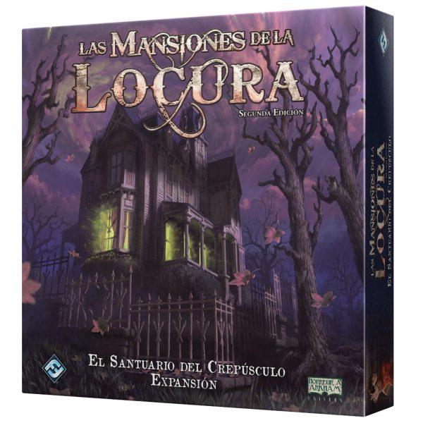El Santuario del Crepúsculo – Las Mansiones de la Locura