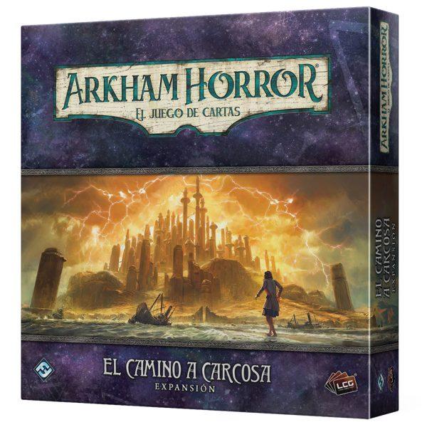 El camino a Carcosa – Arkham Horror LCG