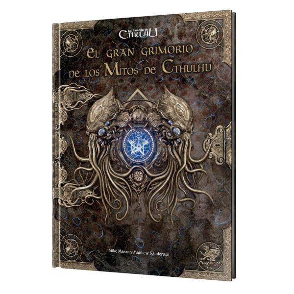 El gran grimorio de los Mitos de Cthulhu – La llamada de Cthulhu (JDR)