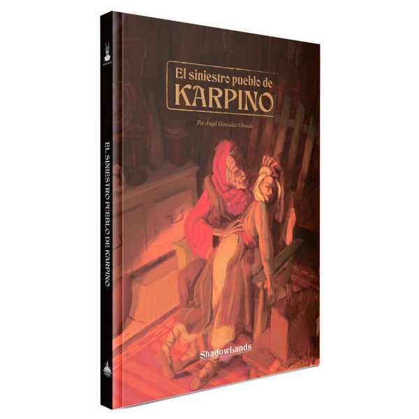 El siniestro pueblo de Karpino – La llamada de Cthulhu (JDR)