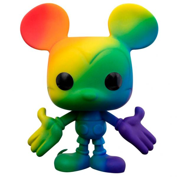 Funko POP Disney Pride Mickey Mouse Rainbow
