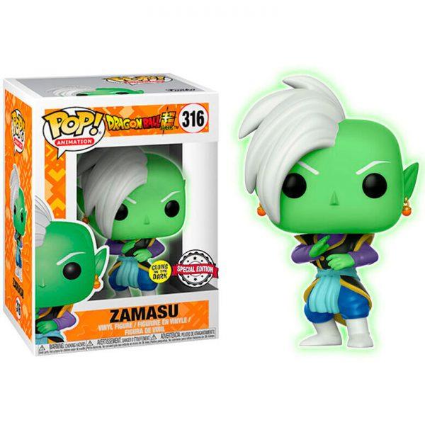 Funko POP Dragon Ball Super Zamasu Exclusivo