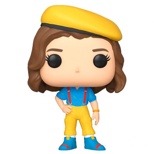 Funko POP Eleven in Yellow Outfit Stranger Things Exclusivo