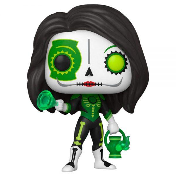 Funko POP Green Lantern Jessica - Dia De Los DC