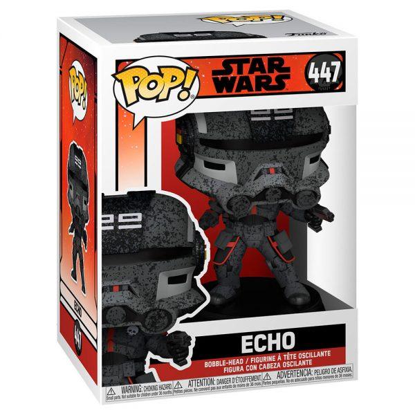 Funko POP Star Wars Bad Batch Echo