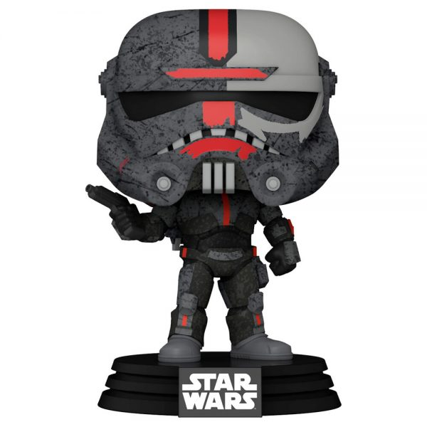 Funko POP Star Wars Bad Batch Hunter