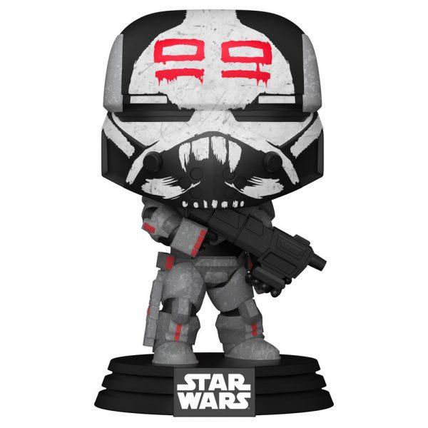 Funko POP Star Wars Bad Batch Wrecker