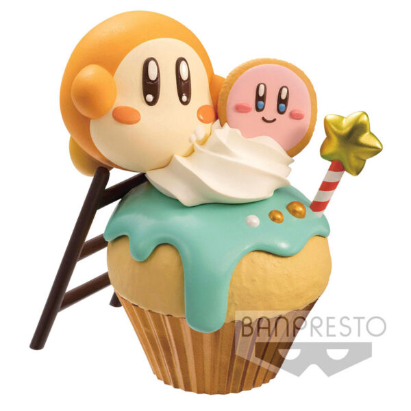 Figura Waddle Dee Paldolce Collection Kirby 8cm frikibase.com