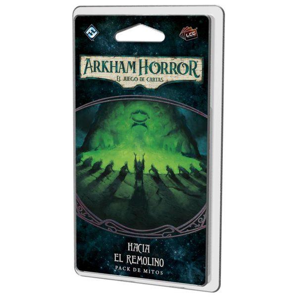 Hacia el remolino - Arkham Horror LCG