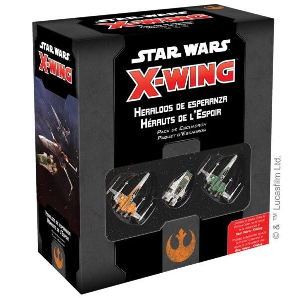 Heraldos de esperanza – X-Wing