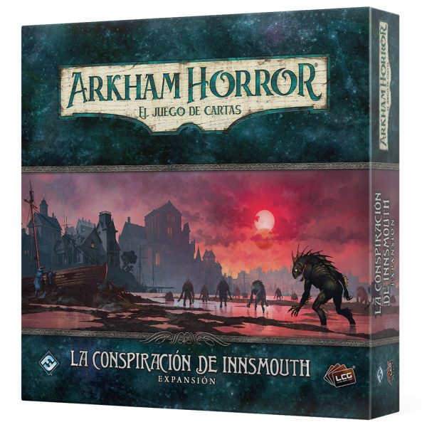 La conspiración de Innsmouth - Arkham Horror LCG