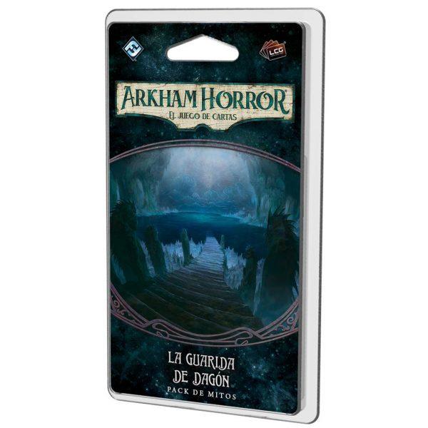 La guarida de Dagón - Arkham Horror LCG