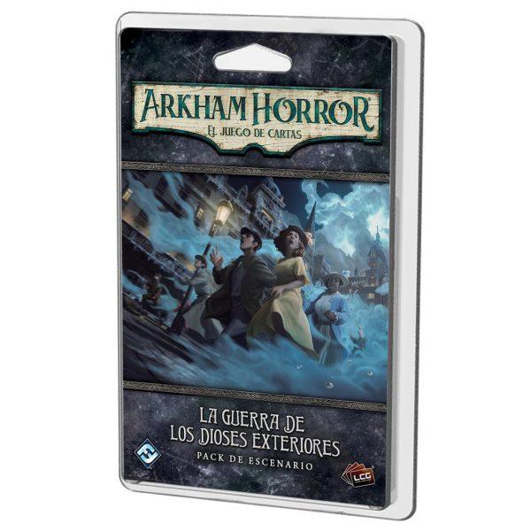 La guerra de los Dioses Exteriores - Arkham Horror LCG