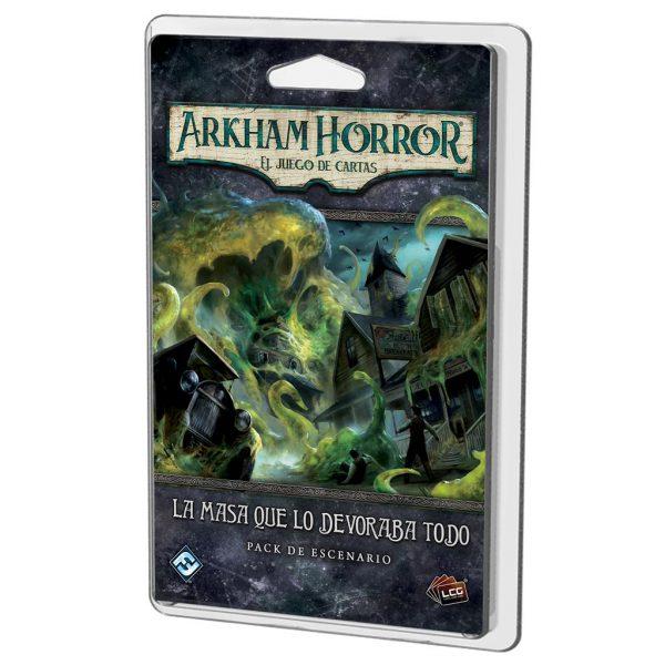 La masa que lo devoraba todo – Arkham Horror LCG