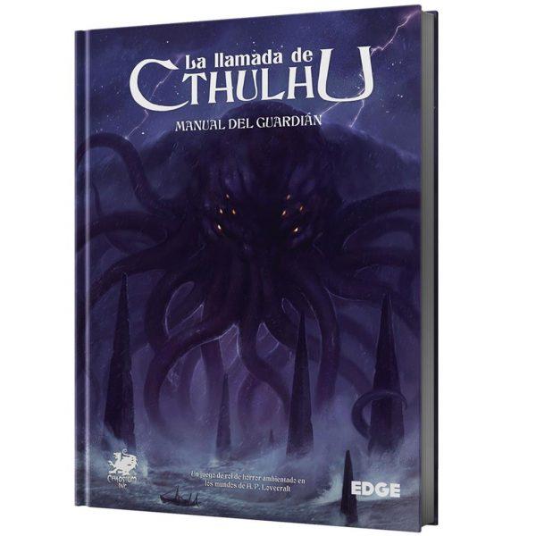 Manual del Guardián – La llamada de Cthulhu (JDR)