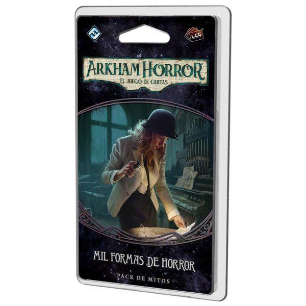 Mil formas de horror - Arkham Horror LCG