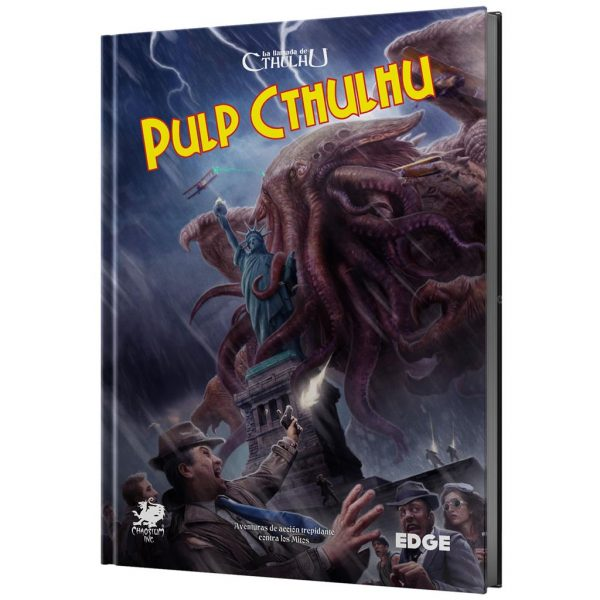 Pulp Cthulhu – La llamada de Cthulhu (JDR)