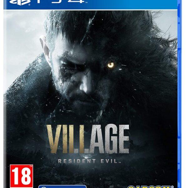 Resident Evil VIII: Village Lenticular – PS4
