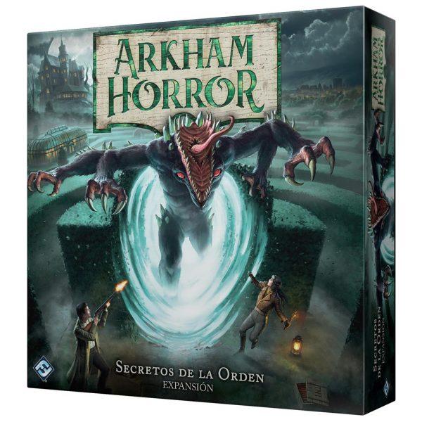 Secretos de la Orden – Arkham Horror Boardgame