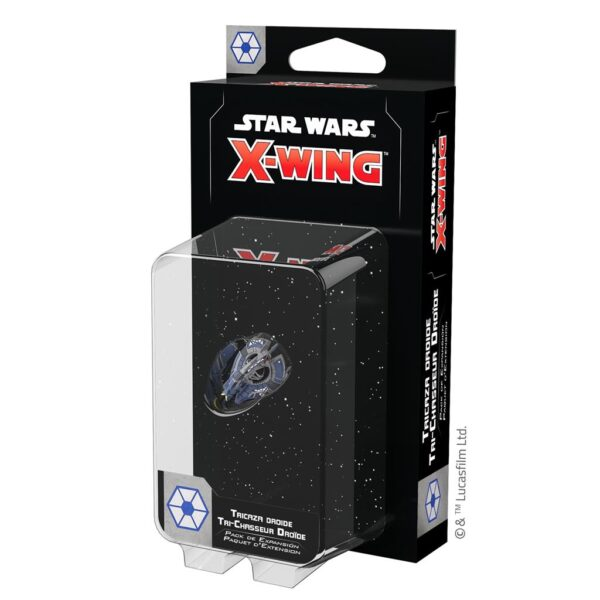 Tricaza droide – X-Wing