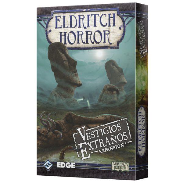 Vestigios extraños – Eldritch Horror