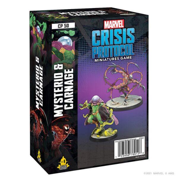 Crisis Protocol Carnage & Mysterio (EN)