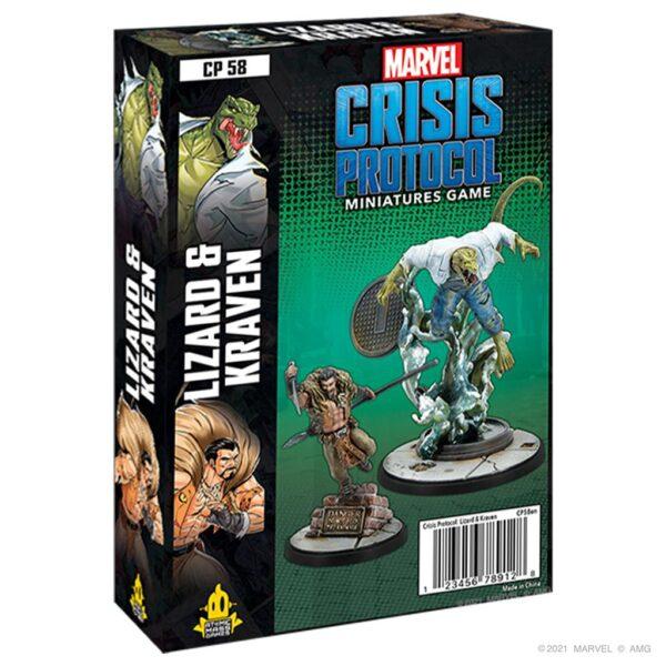 Crisis Protocol Lizard & Kraven (EN)