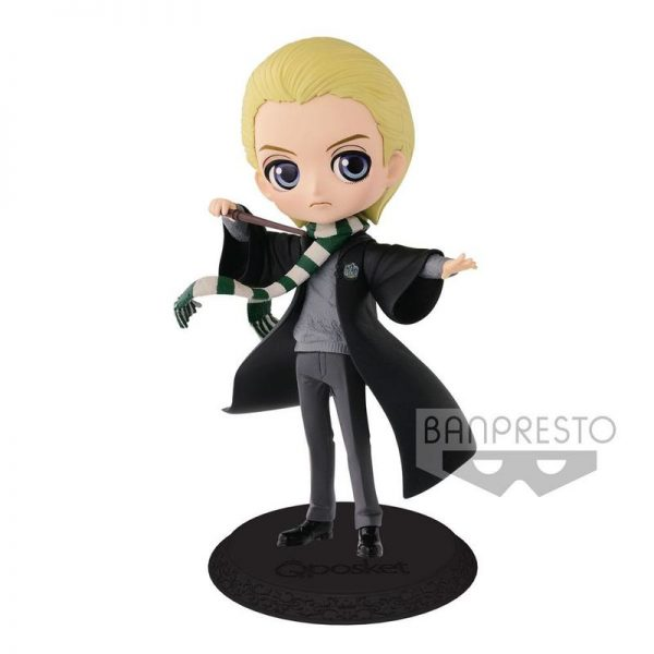 Draco Malfoy Harry Potter Q Posket A 14cm