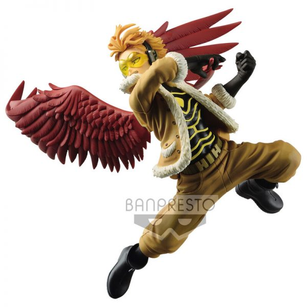 Hawks Amazing Heroes VOL. 12 My Hero Academia 16cm