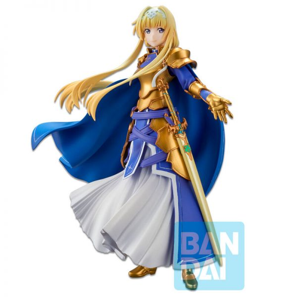 Ichibansho Alice integrity Knight War of Underworld Sword Art Online 17cm